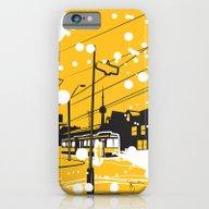Toronto Snow! iPhone 6 Slim Case