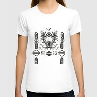 tribal T-shirts featuring Tribal  by Katya Zorin
