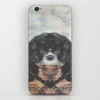 Look Both Ways iPhone & iPod Skin