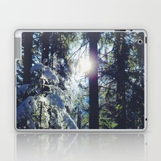 magic of winter  Laptop & iPad Skin