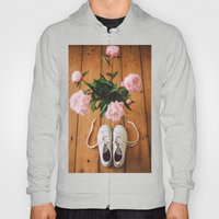 Flowers and Shoes. Hoody