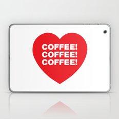 COFFEE! Laptop & iPad Skin