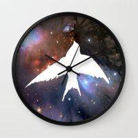 Caelum Nox II Wall Clock