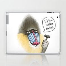Shave that Ass Laptop & iPad Skin