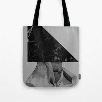 A Triangle Tote Bag
