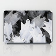 iPad Case featuring Ghostly! by LLL Creations