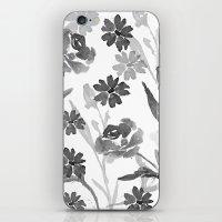 Paint it black  iPhone & iPod Skin