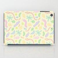 Pastel Bugs iPad Case