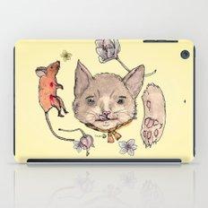 Al gato y al raton iPad Case