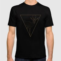 All lines lead to the...Springbok Mens Fitted Tee Black SMALL