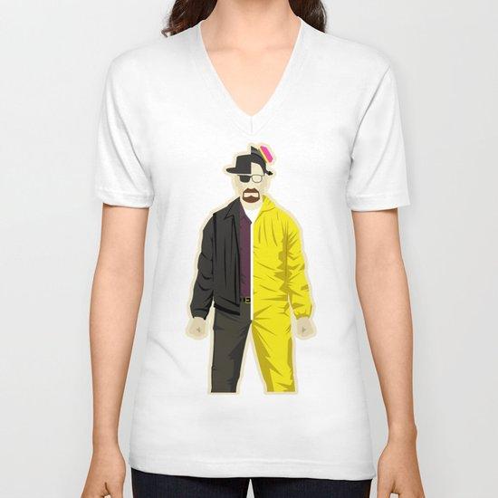 Heisenberg V-neck T-shirt