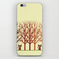 The duet iPhone & iPod Skin