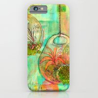 iPhone & iPod Case featuring Garden Delights by Kim Moulder