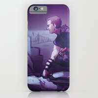 iPhone & iPod Case featuring New York State of Mind by Blue
