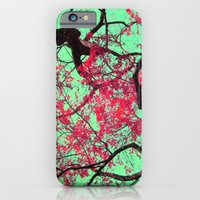 iPhone & iPod Case featuring A Touch of Pink by Suzanne Kurilla
