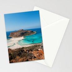 Balos Beach Stationery Cards