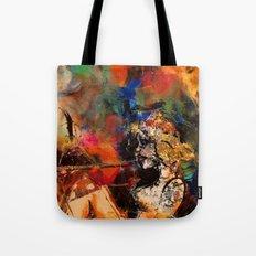 Untamed Passion Tote Bag