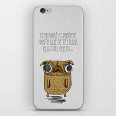 Pug! iPhone & iPod Skin