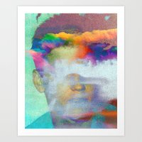 Untitled 20120127c (Core… Art Print