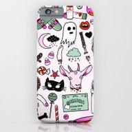CREEPY CRUISERS iPhone 6 Slim Case