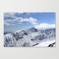 Lowell Point Canvas Print