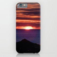 Dawn on the Sea iPhone 6 Slim Case