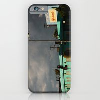 iPhone & iPod Case featuring The Grand Motel by TATIANA WILLS