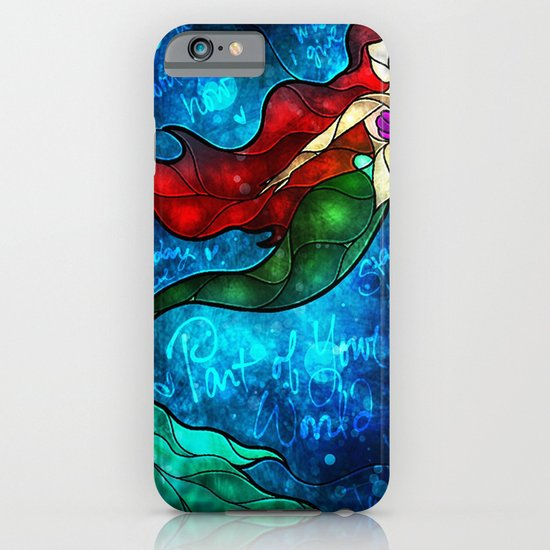 The Mermaids Song iPhone & iPod Case