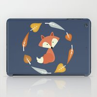 Autumn Fox iPad Case
