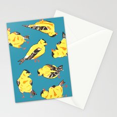 Goldfinches Stationery Cards