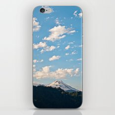 Mountain in the Clouds iPhone & iPod Skin
