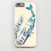 iPhone Cases featuring Help by Victor Vercesi