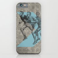 iPhone & iPod Case featuring Runners by Mary Kilbreath