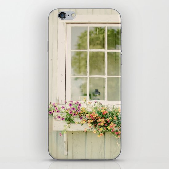 WINDOW PERFECT  iPhone & iPod Skin