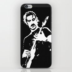 Zappa Guitar iPhone & iPod Skin