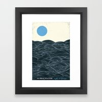 A Sea Symphony - Vaughan… Framed Art Print