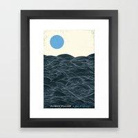 A Sea Symphony - Vaughan… Framed Art Print