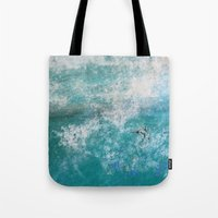 Into The Ocean - JUSTART… Tote Bag