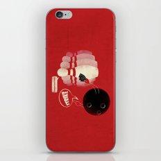 Strike! iPhone & iPod Skin