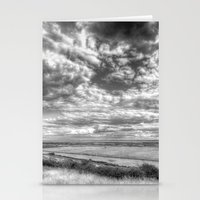 Thames Estuary View Stationery Cards