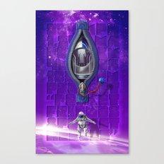 """Stratos""  Canvas Print"