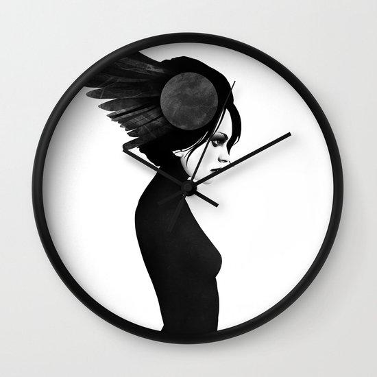 Amy Wall Clock