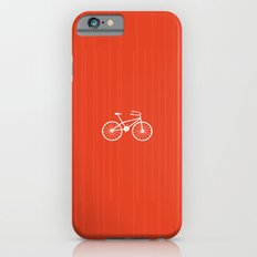 Red Bike by Friztin Slim Case iPhone 6s