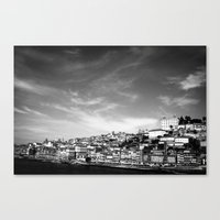 home, Porto Canvas Print