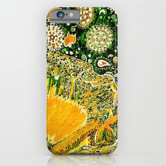 Jardin 2 iPhone & iPod Case