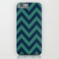 3D In Ocean Tones iPhone 6 Slim Case