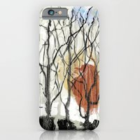 iPhone & iPod Case featuring Dreams of a Dying Forest by Ashley Anderson