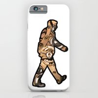 iPhone & iPod Case featuring ClockMan by Cryptohelix