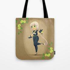 Retro Sailor Star Healer Tote Bag