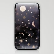 iPhone & iPod Skin featuring Constellations  by Nikkistrange